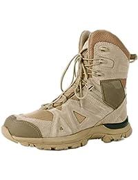 wthfwm Botas de Senderismo para Hombre Botas de Combate tácticas Militares Zapatillas de Trekking para Mujeres