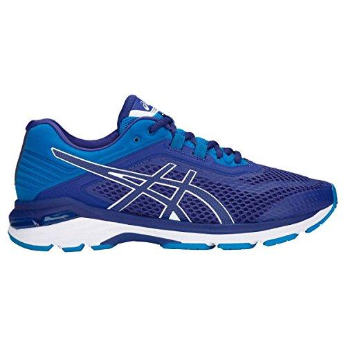 Asics Gt-2000 6, Chaussures de Running Homme, Bleu (Blue Print/Race Blue 400), 49 EU