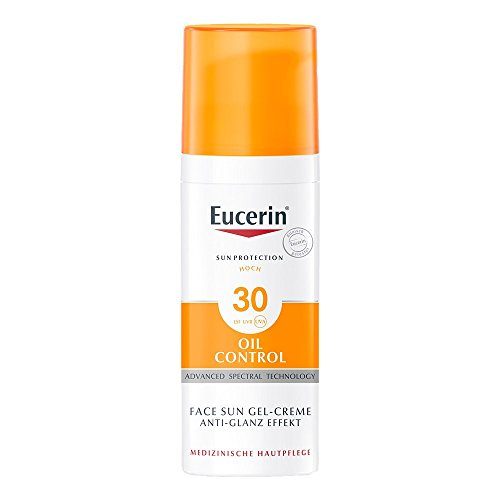 Eucerin Sun Gel-creme Oil Contr.anti-gl.eff.lsf 30 50 ml