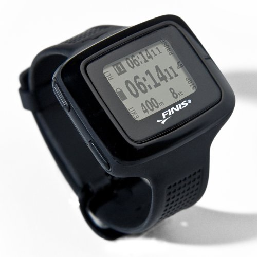 FINIS Performance Monitor SwimSense, black Image