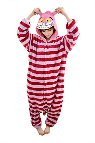 Molly Kigurumi Pijamas Traje Disfraz Animal Adulto Animal Pyjamas Cosplay Homewear XL Gato