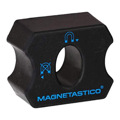 Magnetastico® | Magnetisierer - Entmagnetisierer | Universal Magnetisiergerät & Entmagnetisier-Werkzeug für Schraubendreher, Schraubenzieher, Bits & Werkzeugspitzen | Magnetisierung, Magnetisier-Gerät