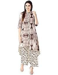 b28c6fda3 Amazon.in  Whites - Salwar Suits   Ethnic Wear  Clothing   Accessories