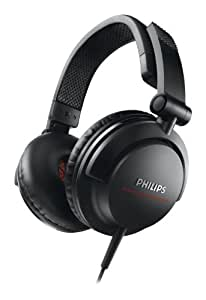 Philips DJ Monitor Style SHL3300BK/00 Black headphone