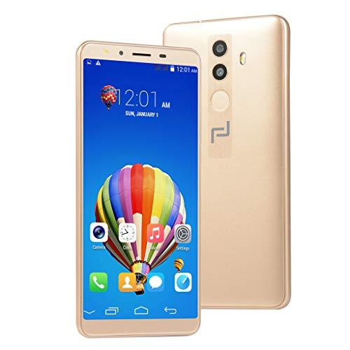 "Sonnena 5,7\""Ultradünne Android 6.0 Dual-Core 512 MB + 4 GB GSM / 3G WiFi Dual SIM-Dual Kamera Smart Mobiltelefon WiFi Blautooth Intelligentes Mobiltelefon"