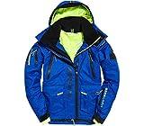 Superdry - Ultimate Snow Rescue Herren Skijacke blau S