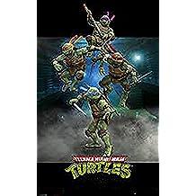 """TMNT MOVIE"" Quiz Game (English Edition)"