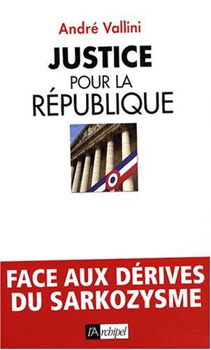 Justice pour la République : Réquisitoire contre le populisme par le président de la commission Outreau