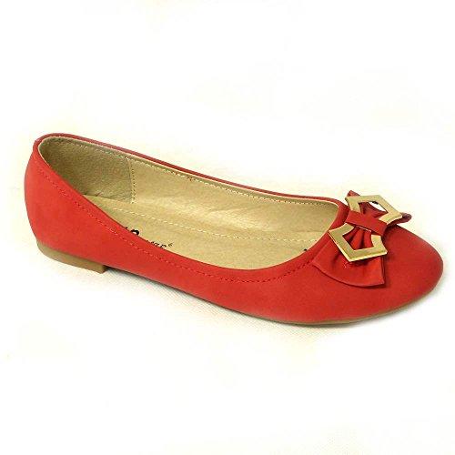Skos, Ballerine Donna (rouge (t11-11))