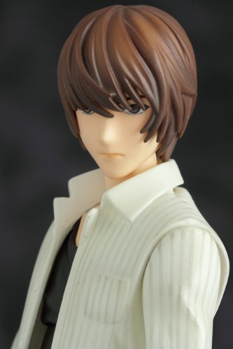 Griffon Death Note: Yagami Light Figutto Action Figure (japan import) 6