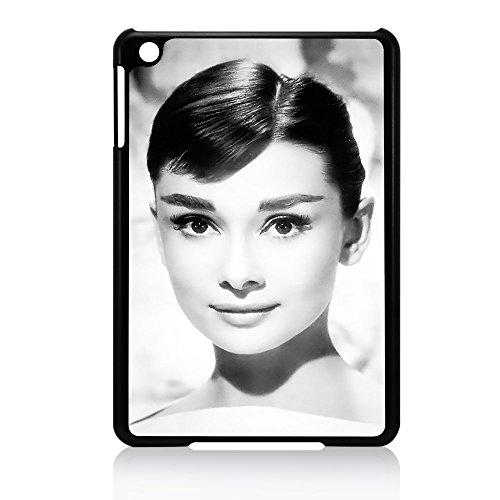 iPad Mini 4Generation 4Back Schutzhülle Case Cover-hot10035Audrey Hepburn