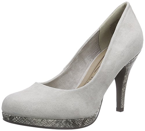 Jane Klain 224 903, Damen Plateau Pumps, Grau (Grey Combi 299), 37 EU