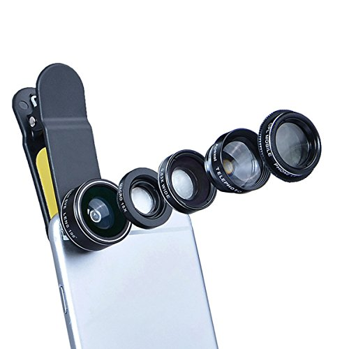 5 in 1 HD Camera Lens Kit