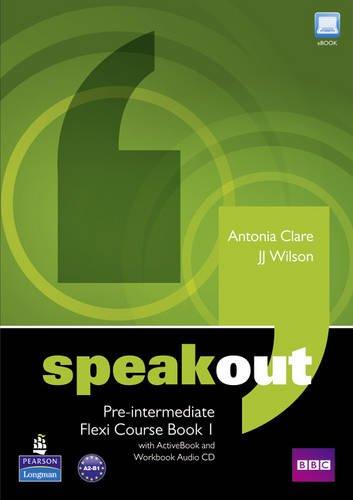 Speakout. Pre-intermediate flexi. Student's book. Per le Scuole superiori. Con espansione online: 1
