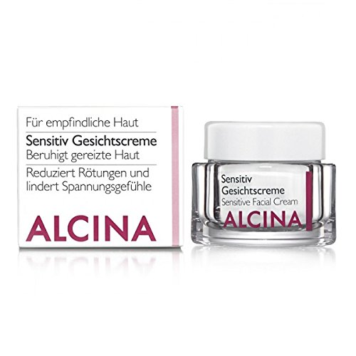 Alcina Sensitiv Gesichtscreme 50 ml