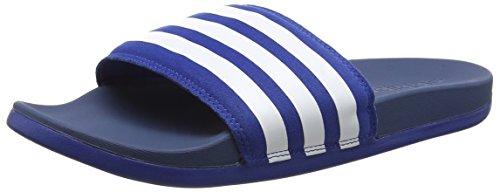 adidas Adilette Cf Ultra, Herren Badeschuhe, Blau (Azul (Eqt Blue S16/Ftwr White/Eqt Blue S16)), 44.5 EU (10 UK)