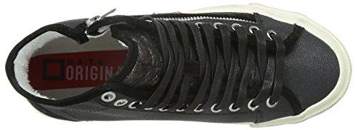 D.a.t.e. ROCKET Sneakers Damen Schwarz