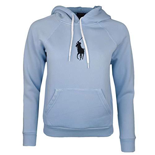 Ralph Lauren Damen Blouson Sweatshirt Gr. XS, blau