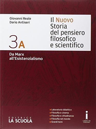 Il nuovo Storia del pensiero filosofico e scientifico. Vol. 3A-3B-CLIL Philosphy. Con espansione online. Per i Licei. Con DVD-ROM. Con e-book