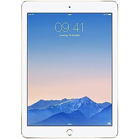 Apple iPad Air2 - Tablet (WiFi, 2 GB de RAM, 16 Gb de almacenamiento, iOS) color dorado
