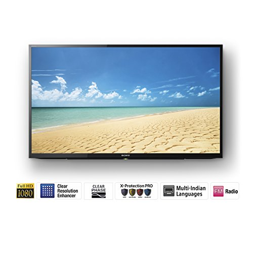 Sony 101 6 cm (40 inches) Bravia KLV-40R352D Full HD LED TV