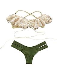 SMARTLADY Conjunto Bikini Push-Up Traje De Baño