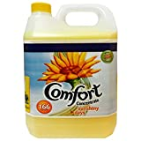 Comfort Sunshiny Days Fabric Conditioner 166 Wash 5 Litre