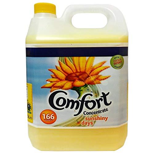 Comfort Sunshiny Days Fabric Conditioner 166 Wash 5 Litre