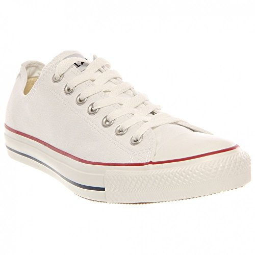 Converse All Star OX Scarpa Bianco