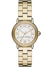 Marc Jacobs MJ3473 - Reloj con correa de metal, para mujer, color dorado