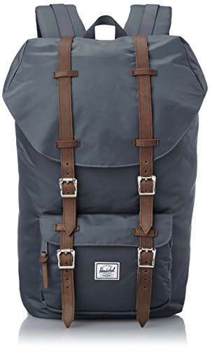 sac-a-dos-herschel-supply-co-little-america-en-nylon-bleu