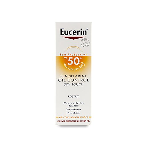 EUCERIN Sun Gel-Creme Oil Control Dry Touch PFS50+ 50ML