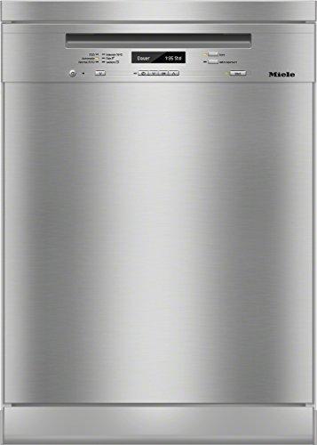 Miele G6300 SC D ED230 2,1 clst EcoLine Geschirrspüler / A+++ / 237 kWh / Jahr / 2716 Liter / Jahr / 14 MGD / Beste Energieeffizienz / Frischwasserspüler ab 6.5 Liter Wasserverbrauch / edelstahl / clst