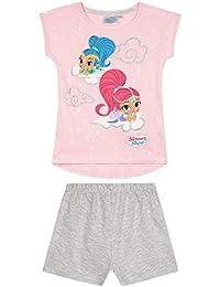 Amazon.es: Shimmer And Shine - Pijamas / Pijamas y batas: Ropa