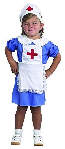 enschwester-Kostüm 2-4 Jahre ()