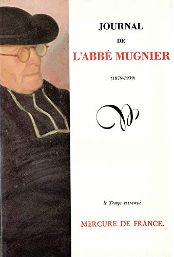 Journal: (1879-1939) par Mugnier