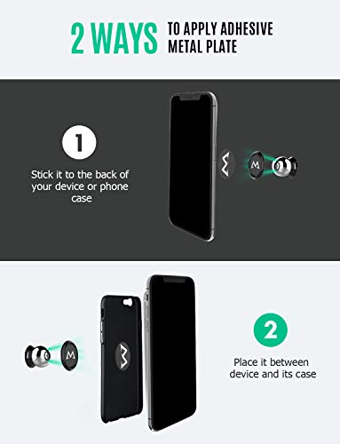 Magnetic Phone Holder, Mpow 360°...
