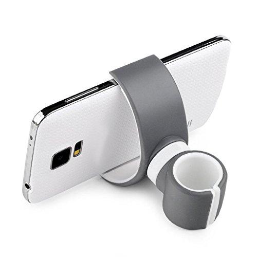 Beileer - Soporte horquilla universal teléfono móvil