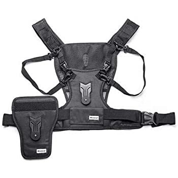 Micnova Multi Camera Carrier Harness System F 252 R 2 Amazon