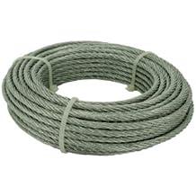 Viso CAT201/24 - Bobina de cable de acero trenzado
