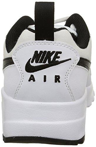 Nike Herren Air Max Muse Laufschuhe weiß (White/Black)