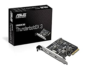 ASUS Intel Thunderboltex 3 controller