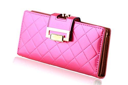 LBS Damen Multifunktions-Geldbörse Handtasche - - Medium