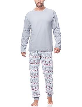 Ladeheid Pijama para Hombre LA40-116