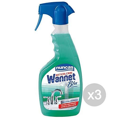 Set 3 NUNCAS Wannet Blue Spray Ml500 Anti Ba Cleaners Und Reinigung Des Hauses