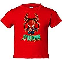Camiseta niño Spider-Man