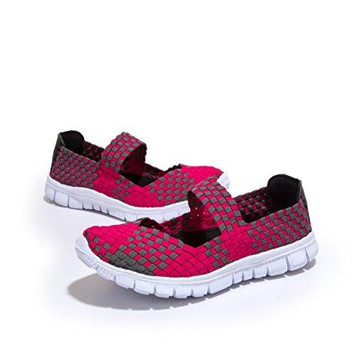 L-RUN , Chaussures aquatiques pour homme red