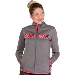 Eskadron Equestrian.Fanatics – Women Fleece Zip Shirt NICKY