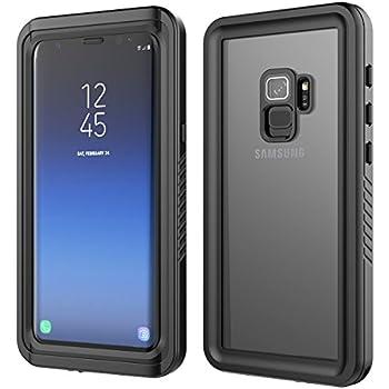 Coque Samsung Galaxy S9, SUPCASE [Série Unicorn Beetle PRO] Coque de Protection Intégrale