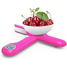 Camry Báscula Digital de Cocina, Mini Balanza Escala, Balanza de Alimentos Multifuncional, Peso